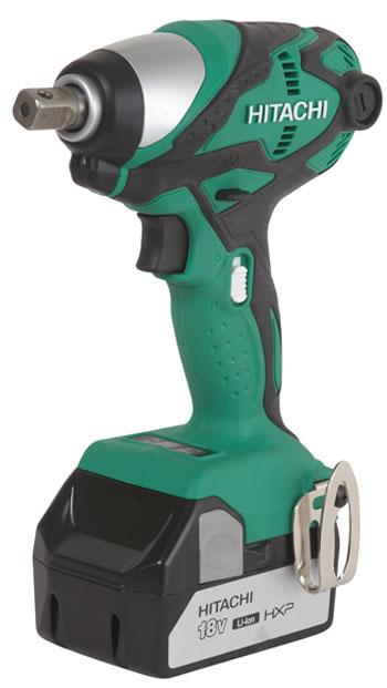 Hitachi 18V Cordless Impact Wrench WR18DSDL