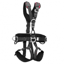 Accsafe P90 Safety Harness with Attaching Point for Sitting and Work Positioning Belt