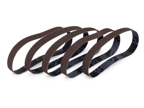 Snap-on 5pk Belts 1/2x18-60 Grit ATBA121860