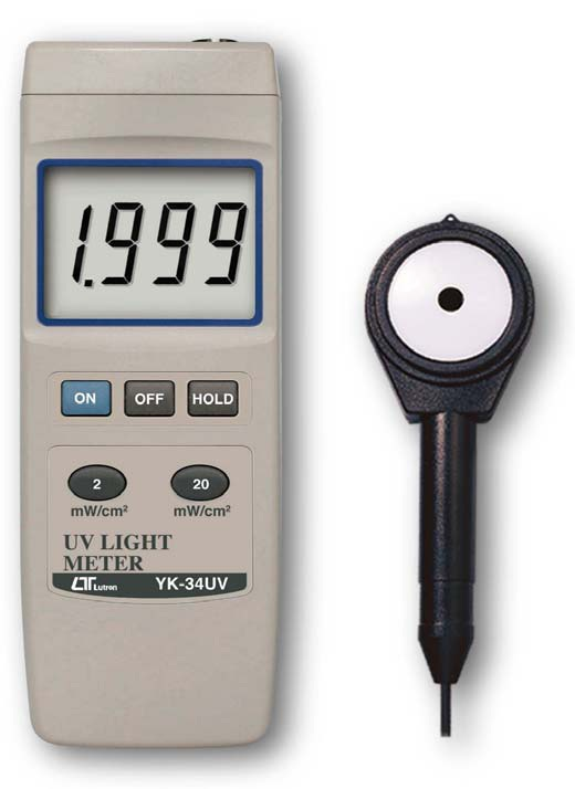 Lutron Uv Light Meter YK-35UV