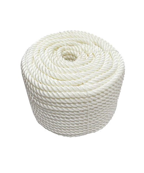 Cc Safety White Lifeline Rope 16mm 100m Rcl16