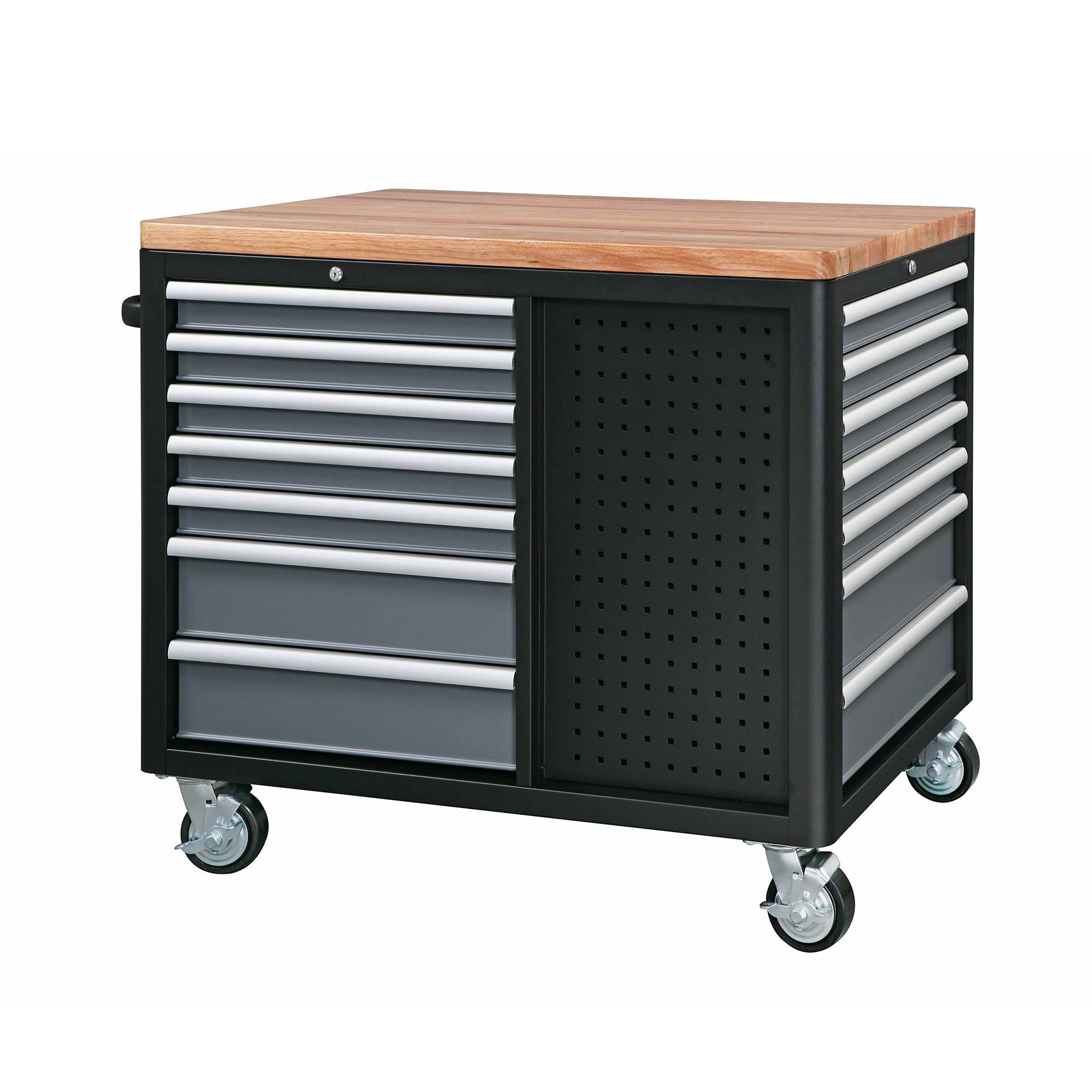 BOXO 14 Drawers Roller Cabinet