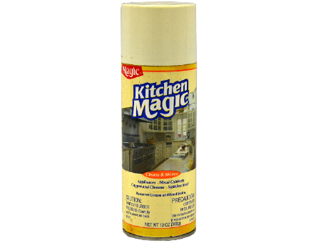 Magic Kitchen Magic 13 Oz Aerosol AM76