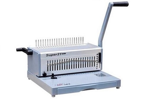 Binding Machine - Plastic Comb - Full Alloy