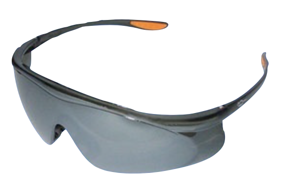 Cig Cobia Safety Spectacles Clear Frame Clear Lens