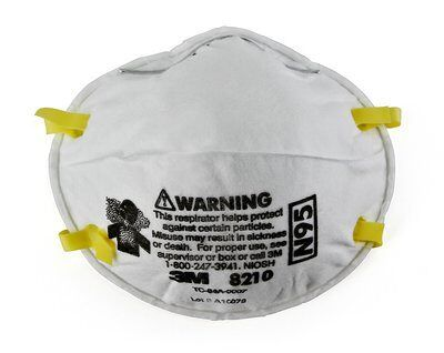 N95 Respirator 8210 8210 Particulate N95