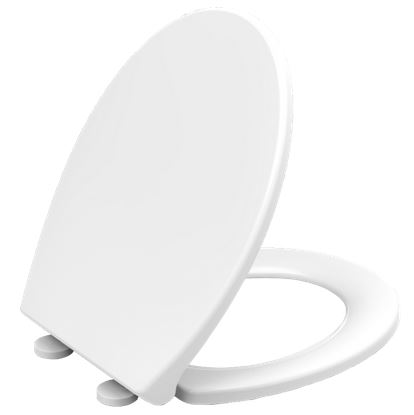 Showy Serene Soft Close Toilet Seat & Cover 2493