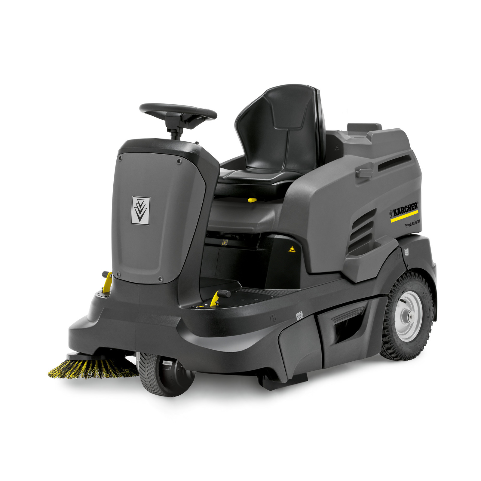 Karcher Small Ride on Sweepers Km 90/60 R Bp