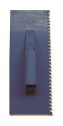 """Plastering Trowel 5"""" X 12"""" Right Side Small Gears (Set of 10)"""