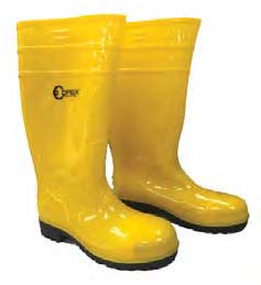 Orex Safety Rain Boots With Steel Toe ( 10pcs/ Pack )