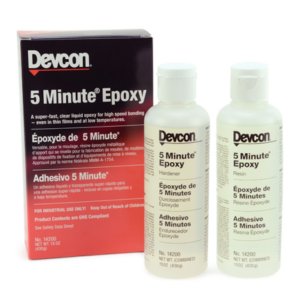 Devcon 5 Minute® Epoxy Rapid-cure 14200