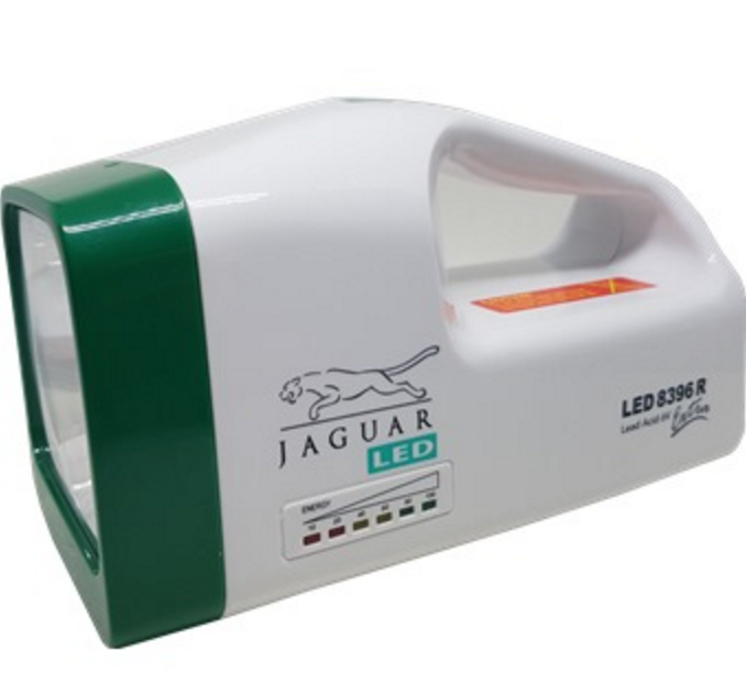 Jaguar Rechargeable Search Light JG8396R