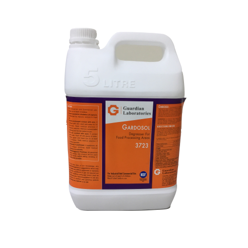 Guardian Degreaser for Food Processing Areas Gardosol 3723