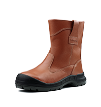 KING'S Safety Boots Full Grain Leather Pull-up (KWD805C)