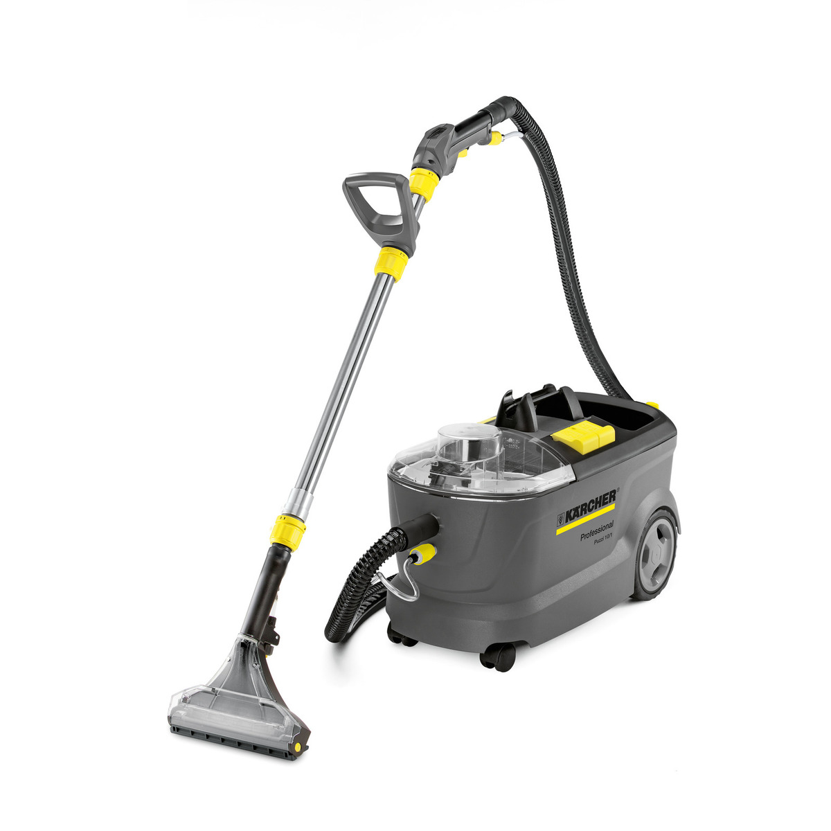 Karcher Carpet & Upholstery Spray Extraction Cleaner Puzzi 10/1