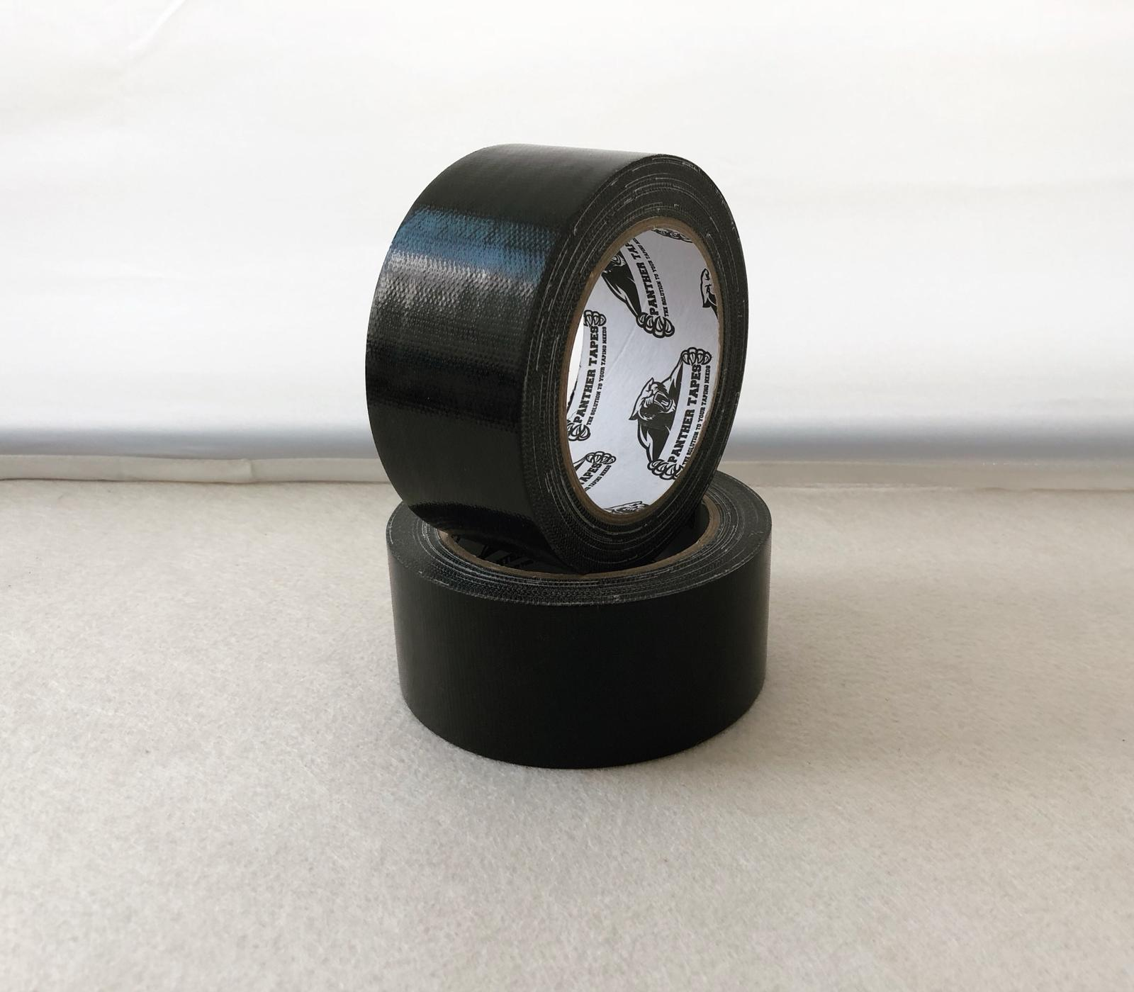 PANTHER CLOTH DUCT TAPE [48mm x 20m] - 24 rolls/carton