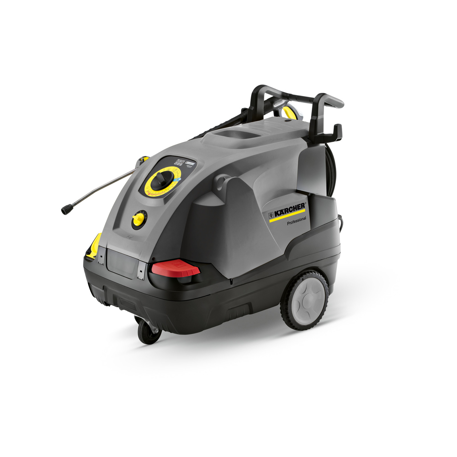 Karcher Compact Hot Water High Pressure Cleaner 60 Hz Hds 8/17 C