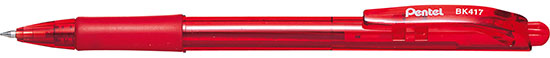 Pentel Retractable Ball Point Pen (Pack of 30pcs)