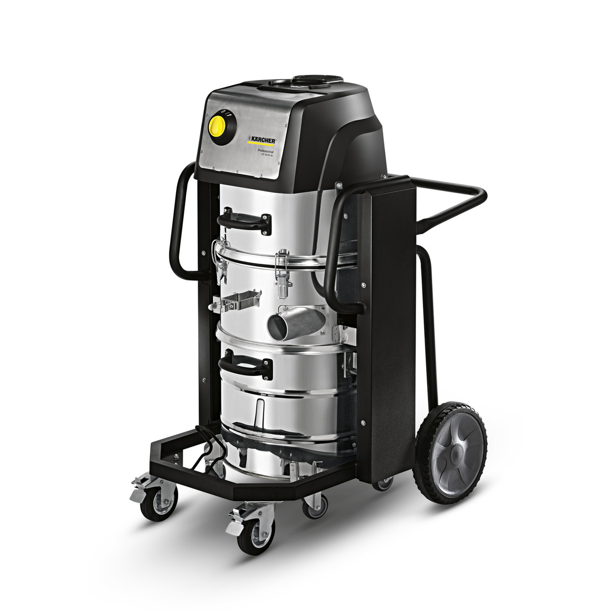 Karcher Compact Industrial Wet & Dry Vacuum Cleaner IVC60/30Ap