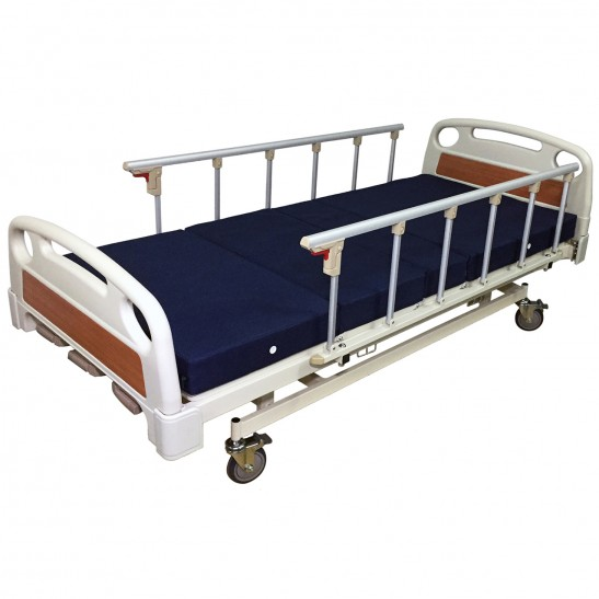 Lifeline Electric Hospital Bed With Mattress 1056