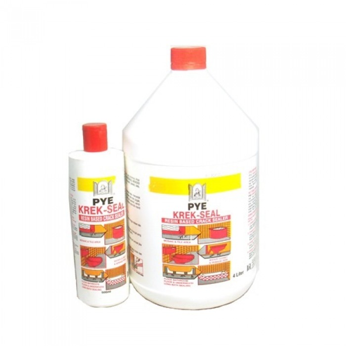 Pye Krek-seal White 500ml