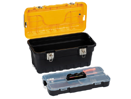 Strongo Tool Box With Latch
