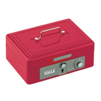 668M Eagle cash box medium(assorted colour)