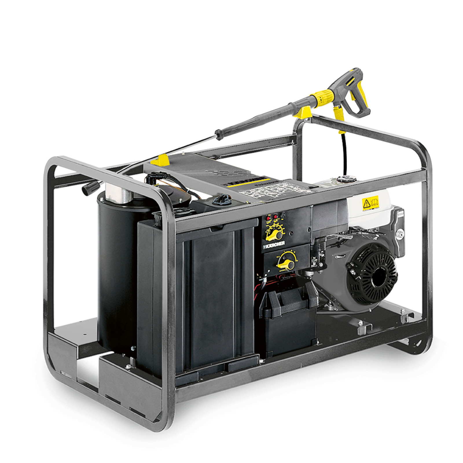 Karcher Engine Driven High Pressure Cold Water Cleaner HDS 1000