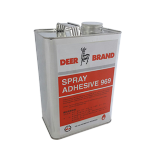 Deer Brand 969H, Spray Glue Adhesive