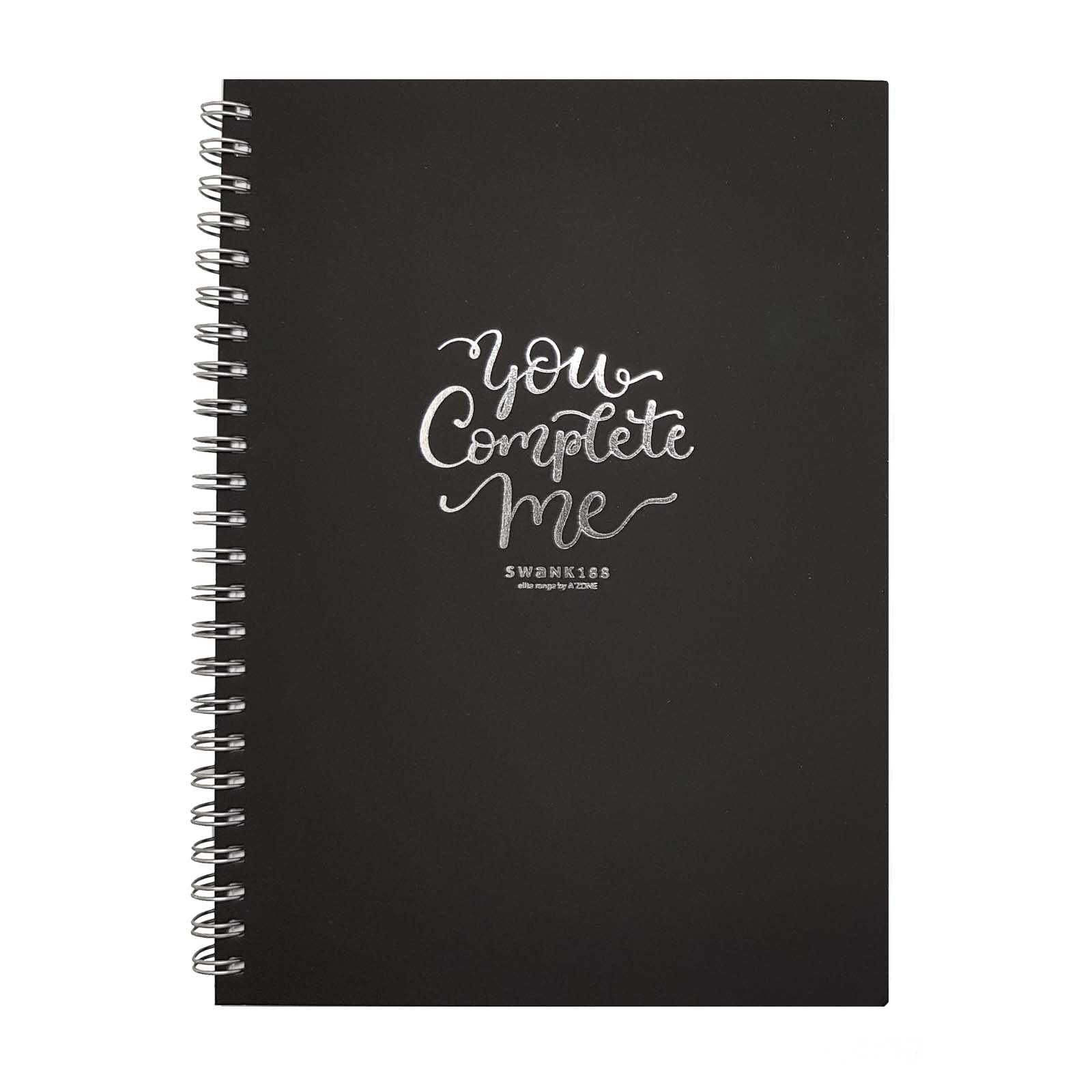 You Complete Me 188 Ringbook - A5