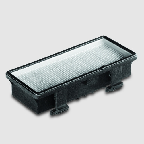 HEPA filter for clean exhaust gas The optional HEPA filter ensures particle-free,hygienically pure exhaust gas.