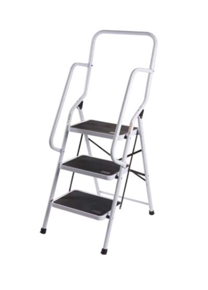 Fujiplus 3 Step Ladder with Handrail
