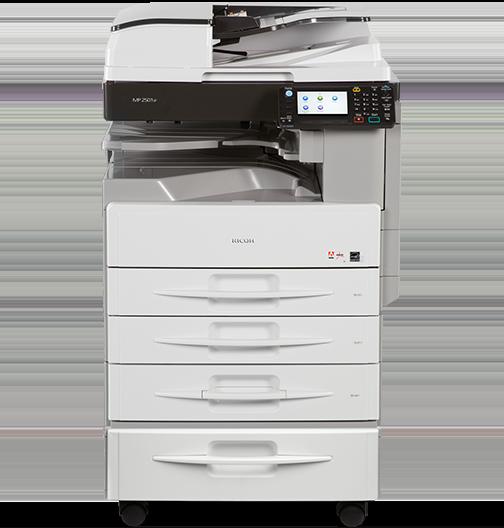 Ricoh Mono Multi-Function Printer MP 2501SPF