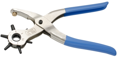 Unior Revolving Punch Pliers With 6 Punches 558/5p