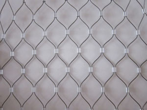 Stainless Steel Wire Rope Mesh SY-Mesh-SS316