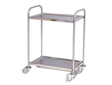 Stocky Stainless Steel Trolley ST2/100