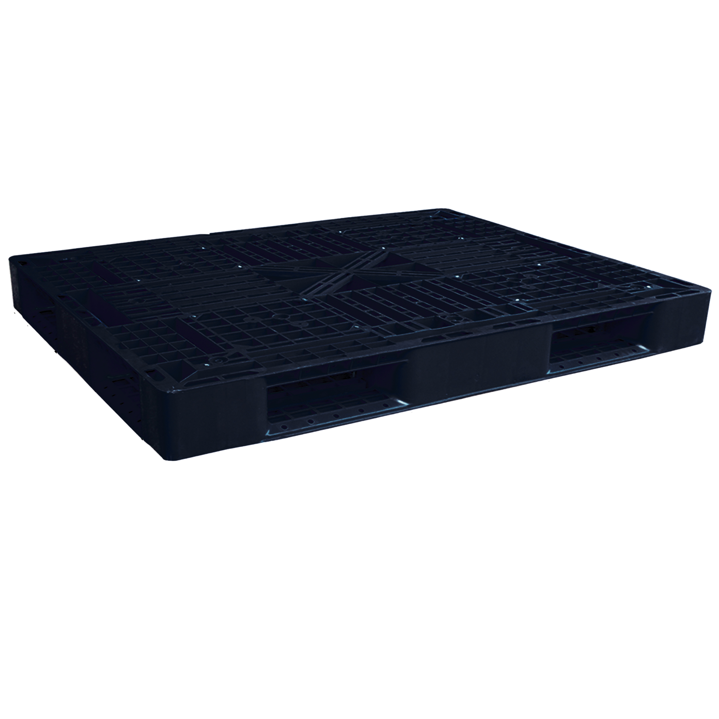 Toyogo Industrial Plastic Pallet P-1114g (pack of 3 Units)