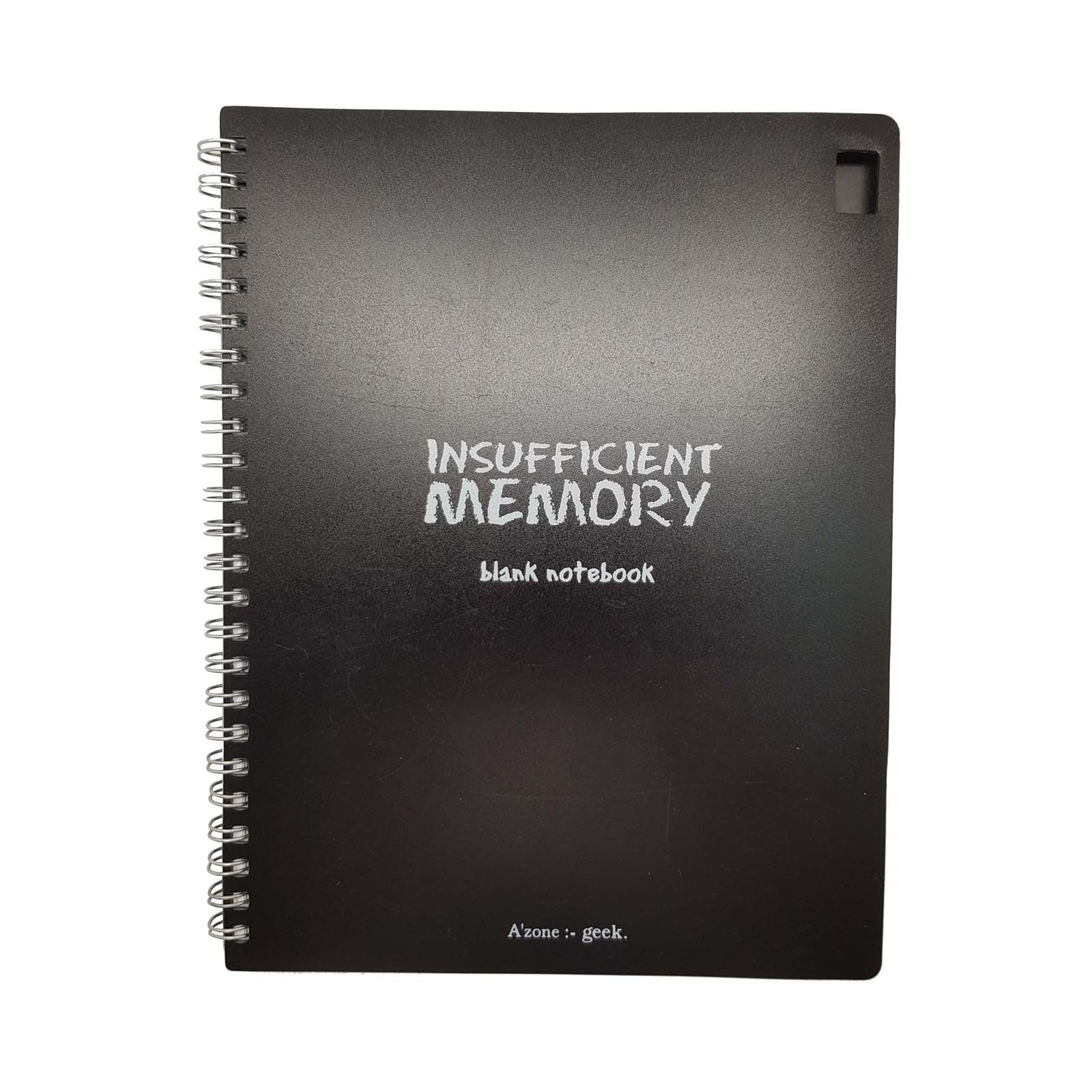 Insufficient Memory Ringbook - A6