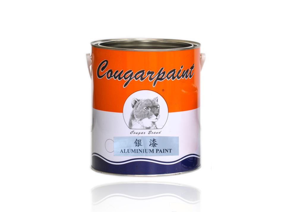 Cougar Aluminium Paint