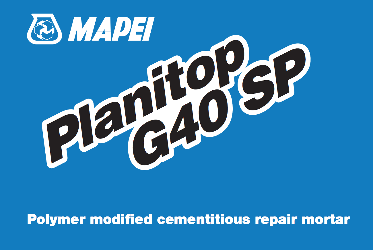 Mapei Planitop G40