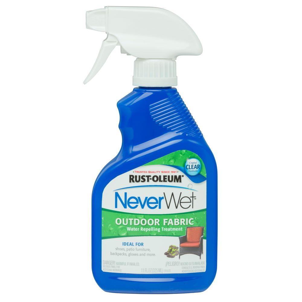 Rust Oleum NeverWet Outdoor Fabric Spray