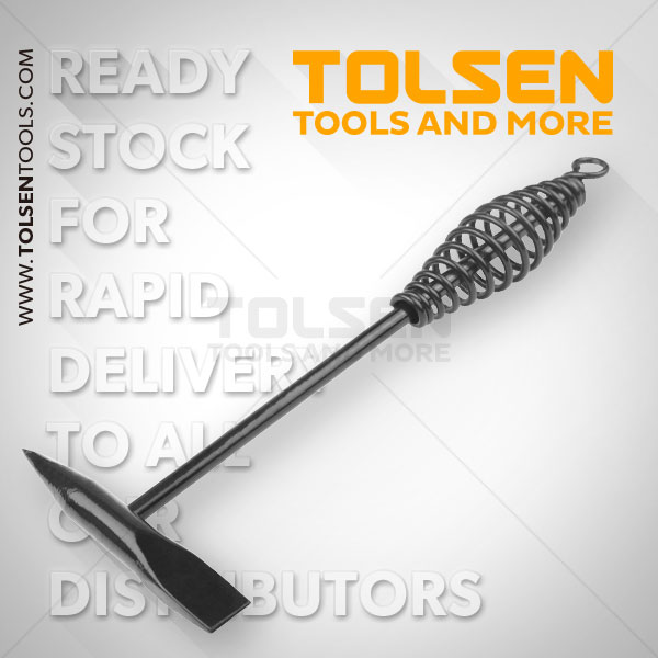 Tolsen 300g Welding Chipping Hammer 44945