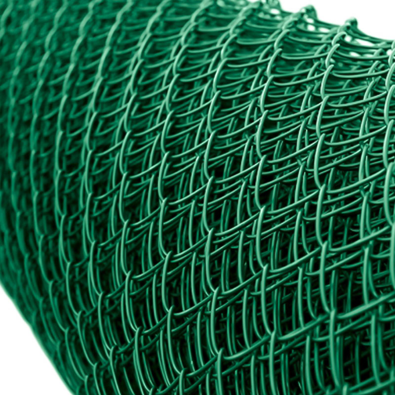 SY PVC Coated Chain Link Fence SY-PVCF-G10