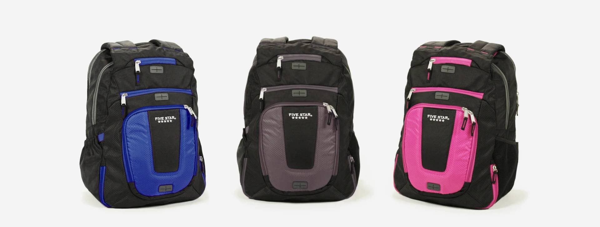 Mead Five Star Ultimate Tech Backpack