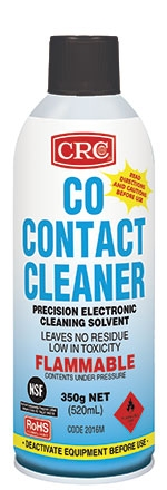 Crc Co Contact Cleaner 2016M