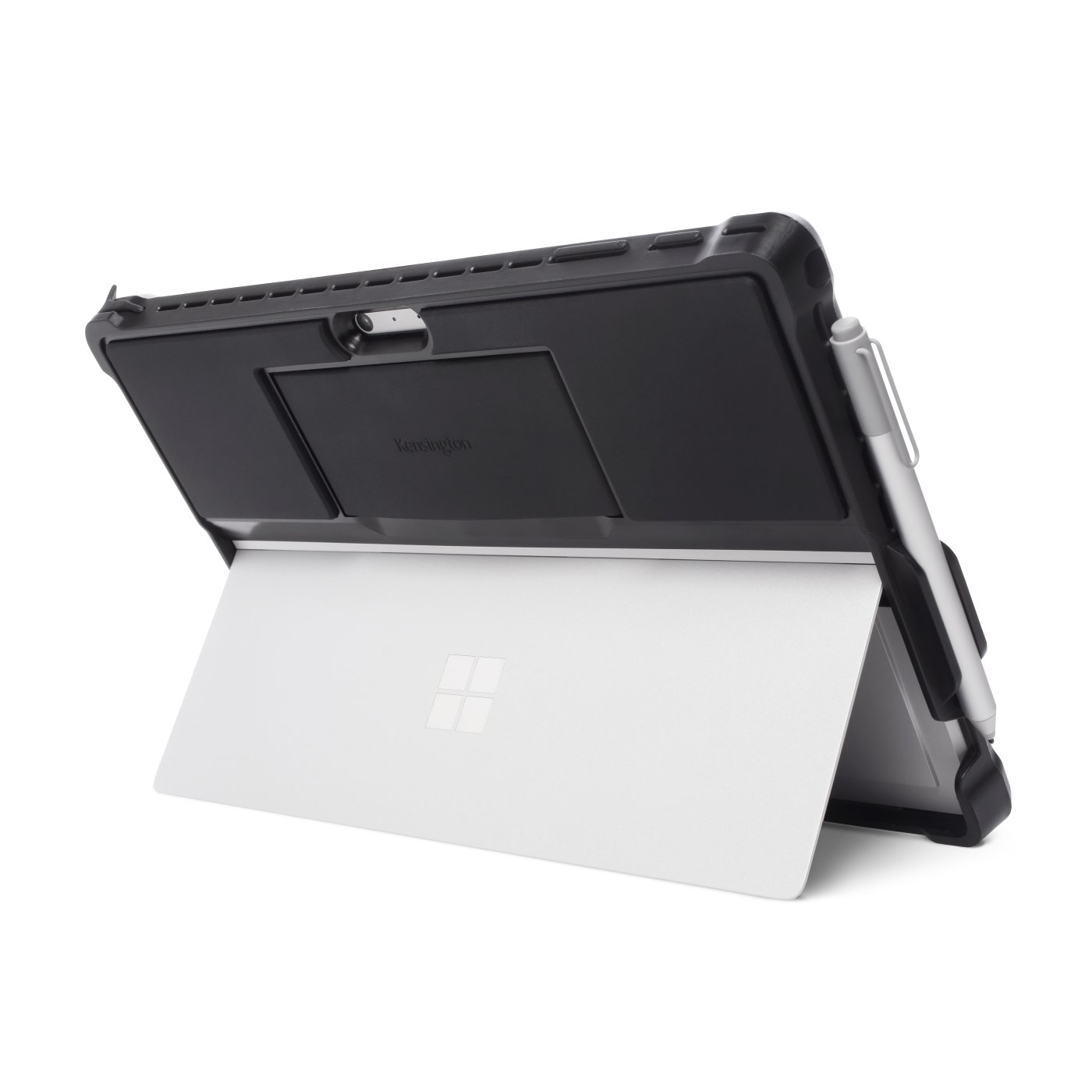 KENSINGTON BlackBelt™ 2nd Degree Rugged Case for Surface™ Pro & Surface™ Pro 4 K97443WW