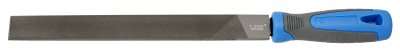 Unior Flat File With Handle, Half Smooth 760h1/2s