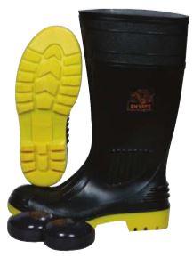 Wayne PVC/ Nitrile Highcut Gumboots
