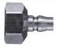 NKC/Japan - 24PF (Female Thread) 1/2in Quick Coupler Plug