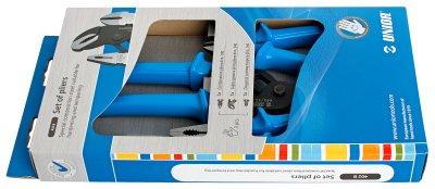 Unior Pliers Set in Carton Box 402b